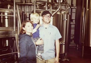"HooDoo Brewing Co. - Fairbanks, Alaska - Photo by James ""Dr. Fermento"" Roberts"