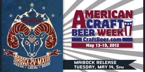 HooDoo American Craft Beer Week