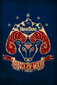 HooDoo Maibock May 2013 Fairbanks Alaska