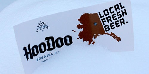 HooDoo Brewing Co. Local Fresh Beer