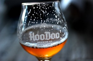 Belgian Tripel HooDoo Brewing Co Fairbanks Alaska
