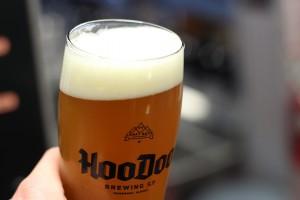 HooDoo Brewing Co. English IPA