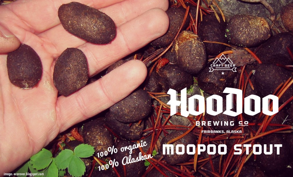 HooDoo MooPoo Stout Fairbanks Alaska