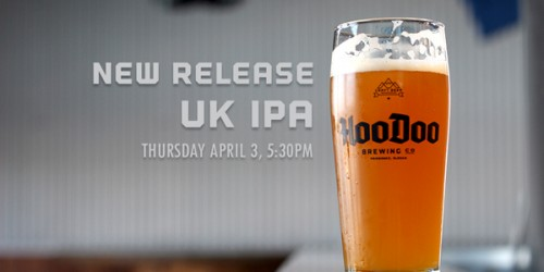 HooDoo Brewing Co. - Fairbanks Alaska - English IPA