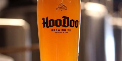 Review HooDoo brewing Co. Fairbanks Alaska