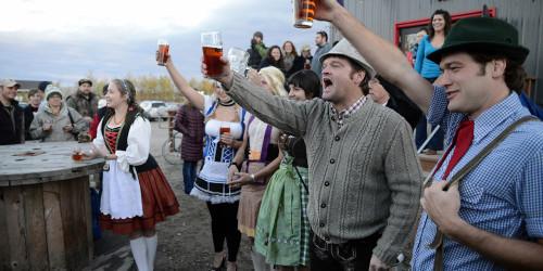 Oktoberfest at HooDoo Brewing Co.