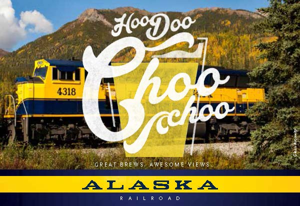 HooDoo Choo Choo Beer Train