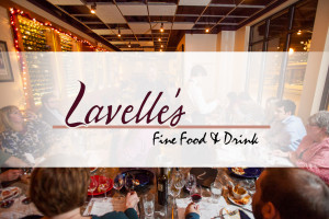Enjoy a special 5-course beer dinner at downtown's Lavelle's Bistro.