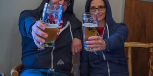 HooDoo brewing Co Fairbanks Alaska