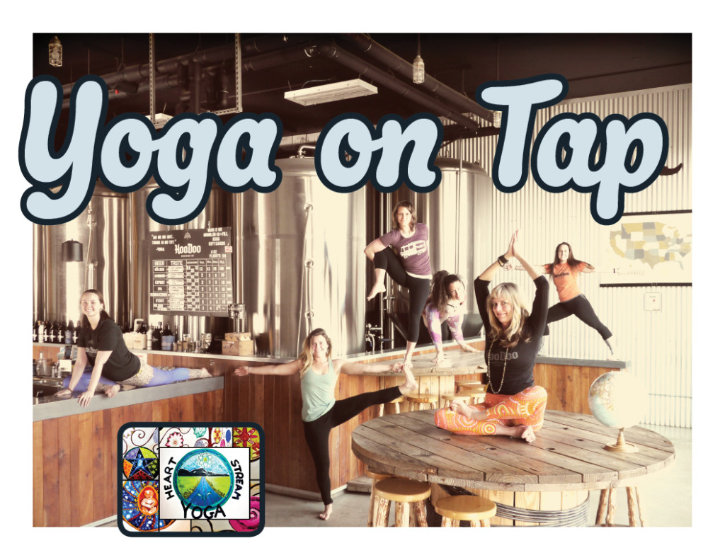 Yoga on Tap HooDoo Brewing Co - Fairbanks Alaska