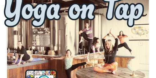 Yoga on Tap HooDoo Brewing Co - Fairbanks Alaska
