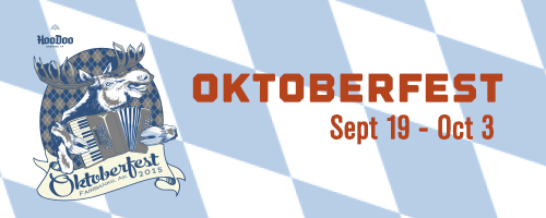 Oktoberfest - HooDoo Brewing Co. Fairbanks Alaska
