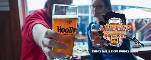 Alaska Beer Week HooDoo Brewing