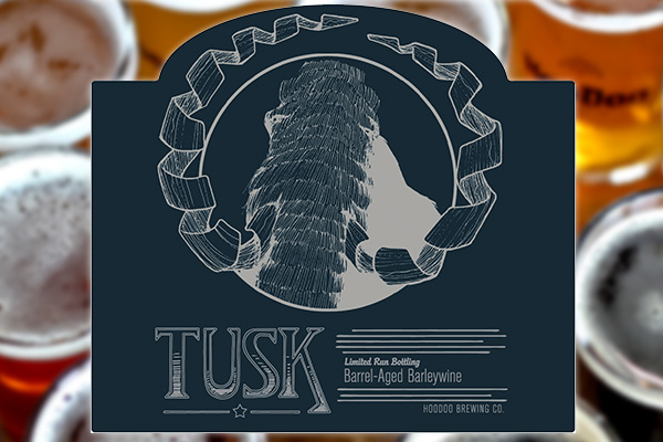 HooDoo Brewing Co. TUSK Barleywine