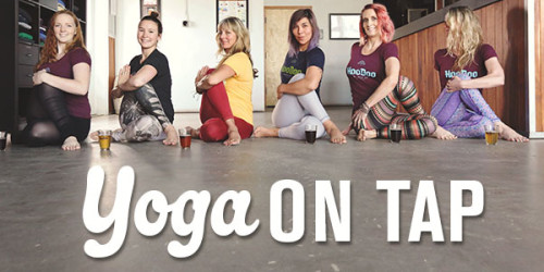 Yoga On Tap HooDoo Brewing Co