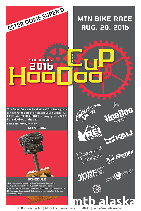 HooDoo Cup Fairbanks Alaska Mountain Bike